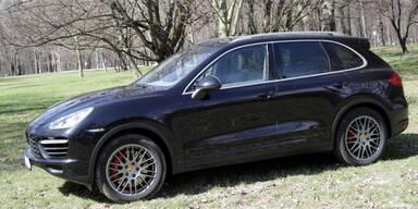 Porsche ruft 100.000 Cayenne zurück