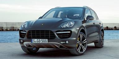 Update: Weltpremiere des Porsche Cayenne II in Genf