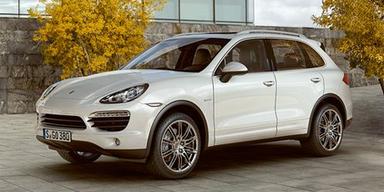 Porsceh Cayenne; Bild: Porsche AG