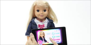 Eltern müssen sprechende Puppe zerstören