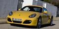 Gut gebaut. Die stärkste 911er-Konkurrenz baut Porsche mit dem Cayman S selbst. Bild: Porsche