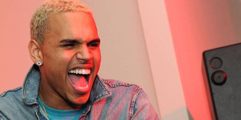 Chris Brown nach TV-Interview ausgerastet