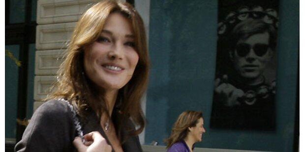 Carla Bruni nimmt Beatles-Song auf