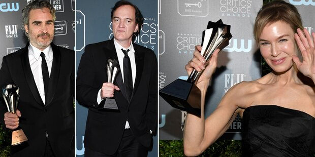 Critics Choice Awards: Tarantino räumt ab