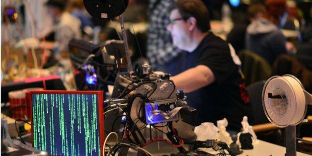 Hacker fordern Widerstand gegen NSA