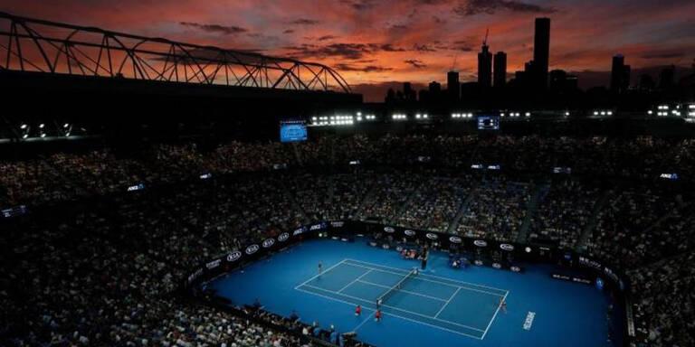 Australian Open: Partien wegen Buschfeuer notfalls unterm Dach