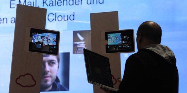 Windows 8, IT-Wolken und