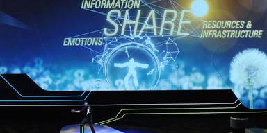 CeBIT-Stars: Phablets und Shareconomy