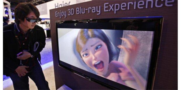 CeBIT 2010  wird ein wahres 3D-Highlight