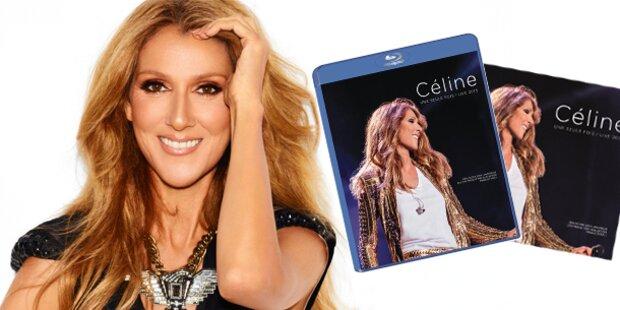 Céline Dion bringt live DVD heraus