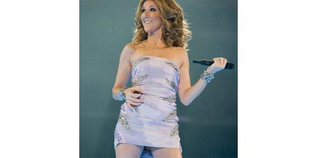 Celine Dion - Wie kam sie nur auf dieses Kleid?