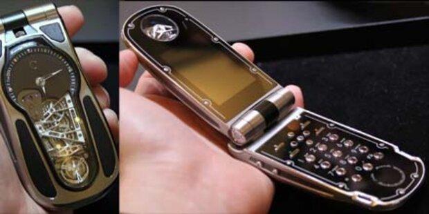 Luxus pur: Das 250.000 Euro Handy