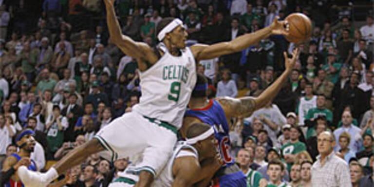 Pistons wieder im Final-Rennen