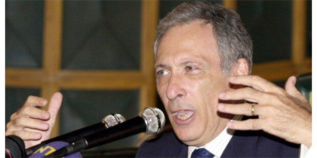 Ex-Außenminister Cem gestorben