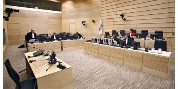 1. Prozess am Internationalen Strafgerichtshof
