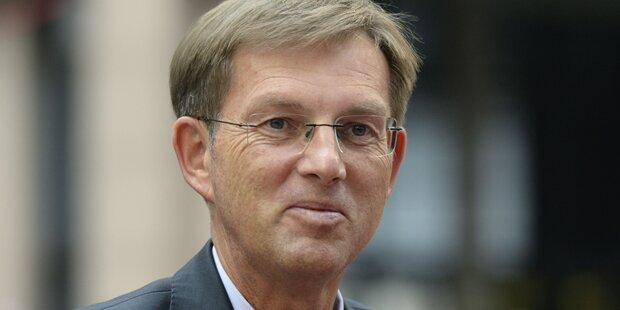 Sloweniens Premier warnt vor Zerfall der EU