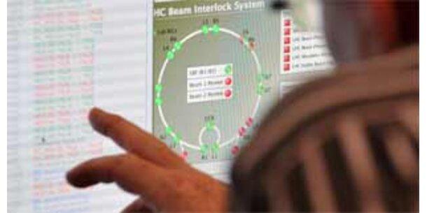 Hacker drangen in Urknall-Experiment ein