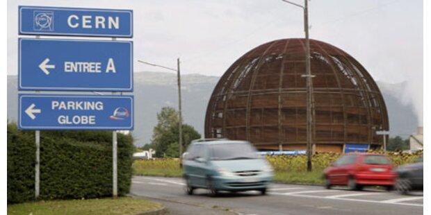CERN untersucht Anfang des Universums