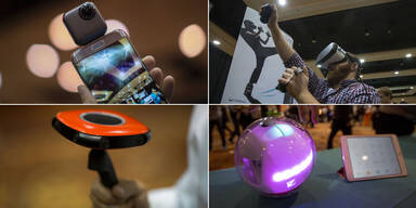 Coole Gadgets von der CES 2017
