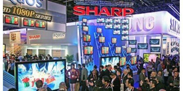 Computershow in Las Vegas mit wenig Neuem