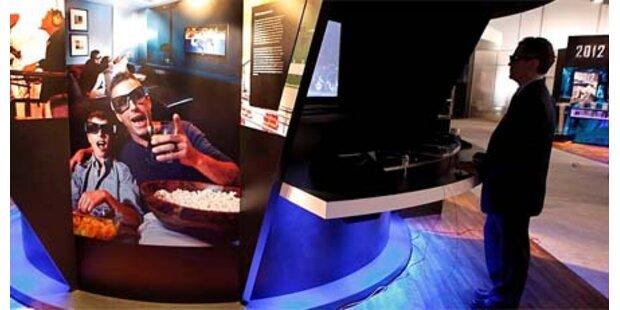 Highlights: 3D-TVs, Handys und E-Books