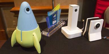 Die skurrilsten Gadgets der CES 2015