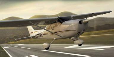 Cessna abgestürzt - zwei Tote