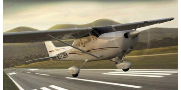 4 Tote bei Flugzeugcrash in Frankreich