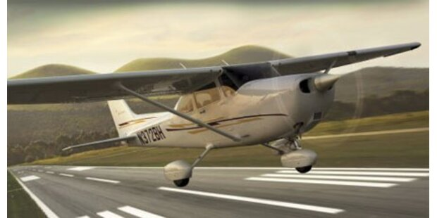 Cessna in Italien abgefangen