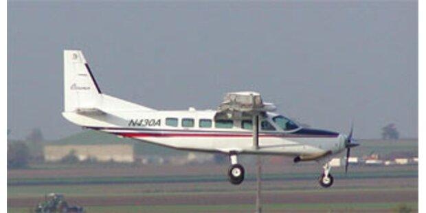 Cessna musste am Grazer Airport notlanden