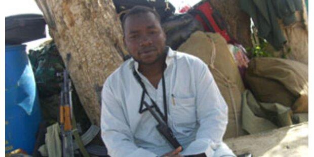 Tschad-Rebell spricht über Gefahr für Österreicher