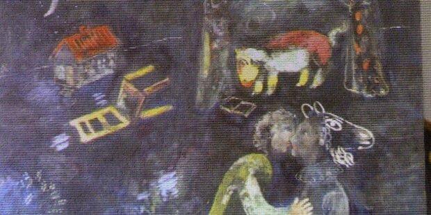 Gurlitts Chagall gehörte jüdischer Familie