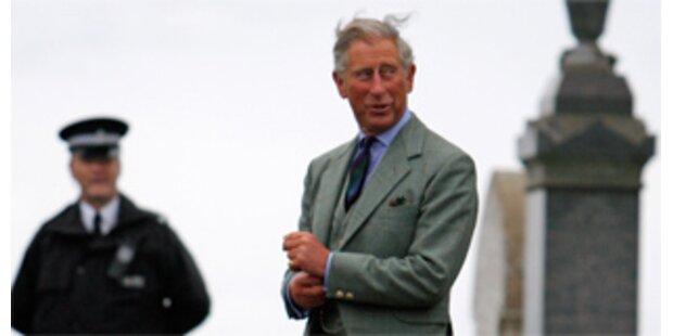 Prinz Charles verurteilt Gentechnik