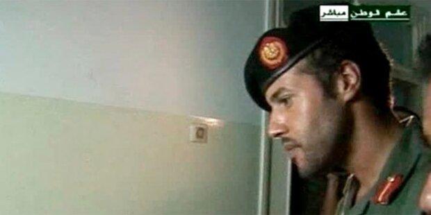 Libyen: Gaddafi-Sohn Khamis getötet