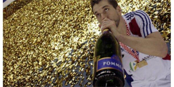 Champagner-Markt bricht ein