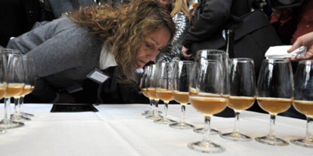 So schmeckt 200 Jahre alter Champagner