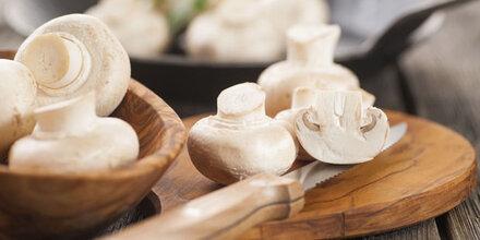 So gesund sind Pilze
