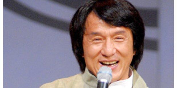 Jackie Chan singt Song für Olympia 2008