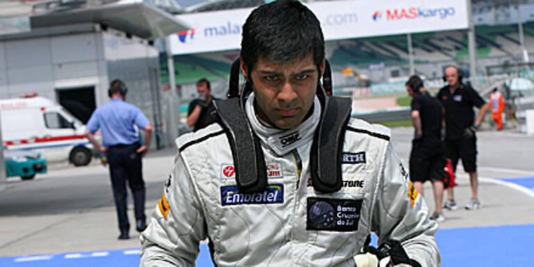 Chandhok heuert bei Team Lotus an