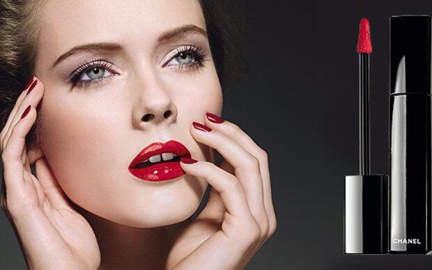 Haute Couture für glänzende Lippen!