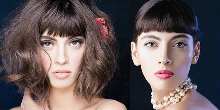 Glam-Looks von Chanel