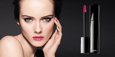 1 Chanel Rouge Allure Extrait de Gloss
