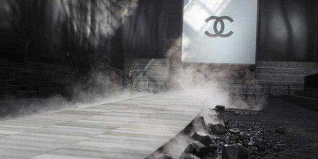 Chanel HW 2011/12 - DüstereThriller-Mode