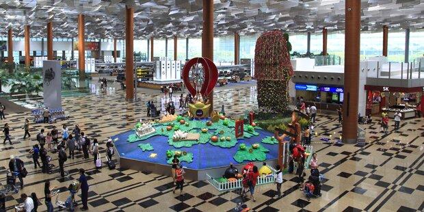 Das sind die besten Flughäfen der Welt