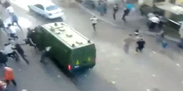 Ägypten: Chaos in Kairo