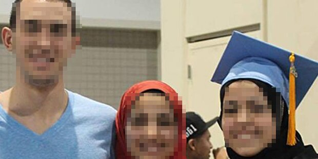 Mann erschießt 3 muslimische Studenten