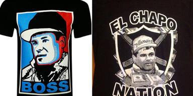 """""""El Chapo""""-Shirts werden zum Bestseller"""