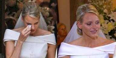 Charlene: Die traurigste Braut der Welt