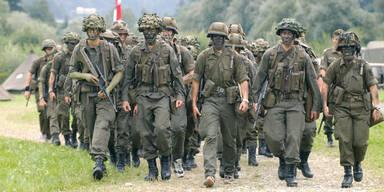 Rekrut stirbt an Überhitzung Horn Bundesheer