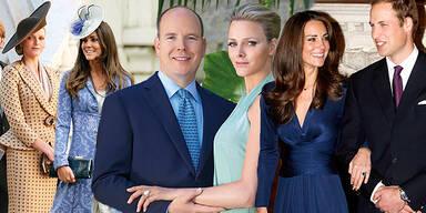 Charlene Wittstock Kate Middleton